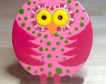 Big Mamma Owl - Badges/Magnets
