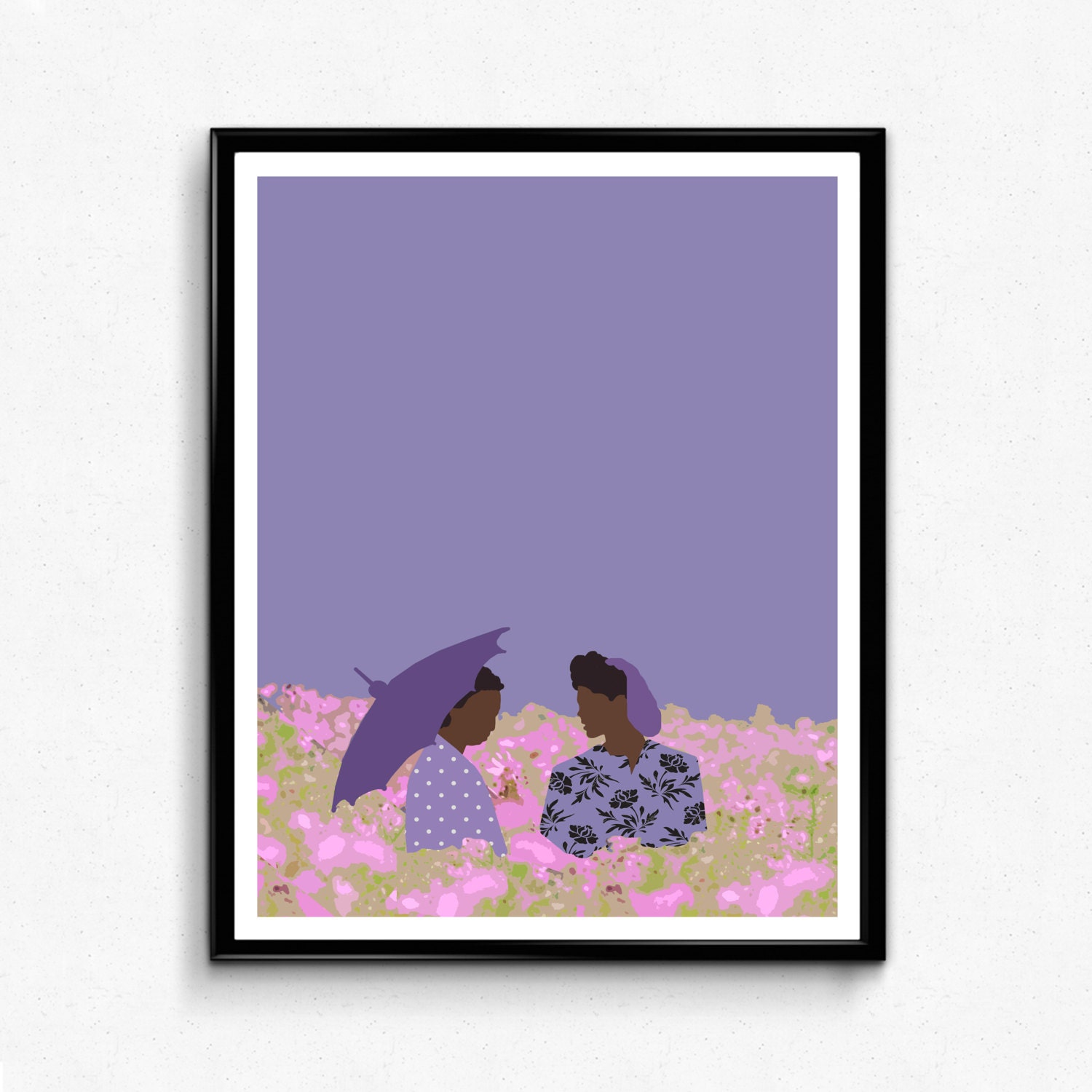 feminism the color purple The color purple (1985) the color purple is a movie that deals with the struggles that an african american woman faced in the 1900's celie harris was the main character that was played by whoopi goldberg.