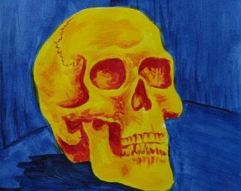 skull - primary triadic