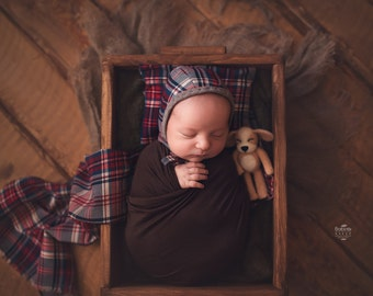 Newborn Prop, Newborn Photography Prop, Wooden prop, super props, vintage photo props, newborn props, Photography prop, Box posing newborns