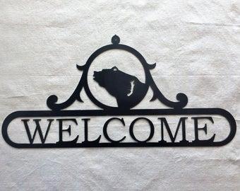 Welcome - Bear