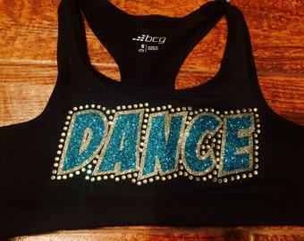 DANCE Sports Bra
