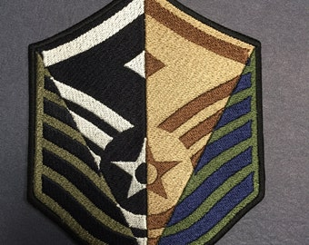 A Career in STRIPES (MSgt First Sergeant)