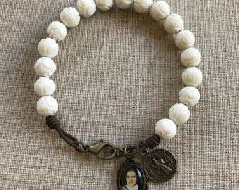 St. Therese of Lisieux Bracelet