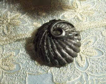 large antique brooch or vintage couture, costume