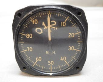 U.S. WW2 Aircraft Gauge   *flu1370