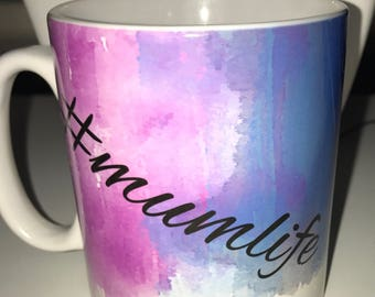 MUMLIFE Ceramic mug
