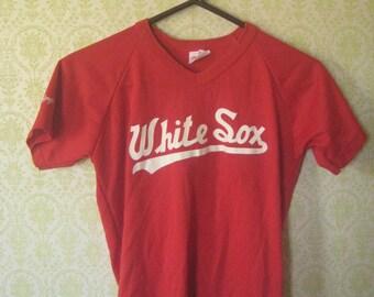 WHITE SOX/RAWLINGS Baseball Jersey