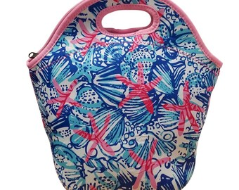 Lily Pulitzer Insulated Tote