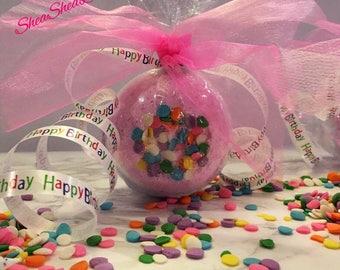 The Happy Birthday Bath Bomb!!