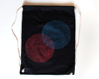 """Gym bags """"Planets"""""""