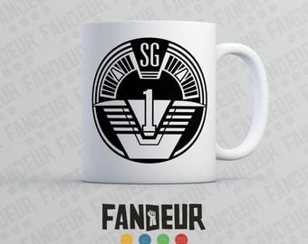 Stargate SG-1 Coffee / Tea Mug