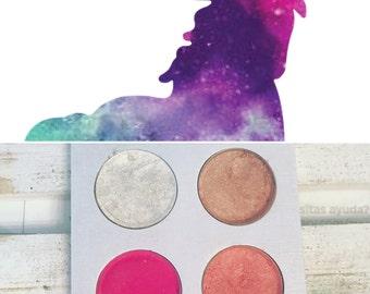 Unicorn Daydream Pressed Palette Cruslty Free Eyeshadow