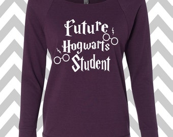 Future Hogwarts Student Sweatshirt Harry Potter Sweatshirt Ugly Christmas Sweater Hogwarts Sweatshirt Muggle Christmas