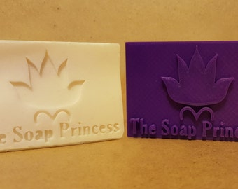 Custom Soap Mold/  Soap Mold Inserts  / Soap Mold / Custom Soap Stamp / Soap Stamp / Soap/ Soap Supplies/ Personalized Mold