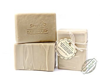 Aleppo Style Bar Soap with 30% laurel berry oil 2 x 190+/- 10g per bar