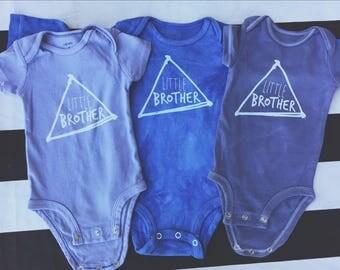 Little Brother Short Sleeve Bodysuit