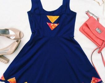 Brianna Skater Dress