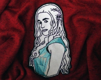 Game of Thrones Patch - Daenerys