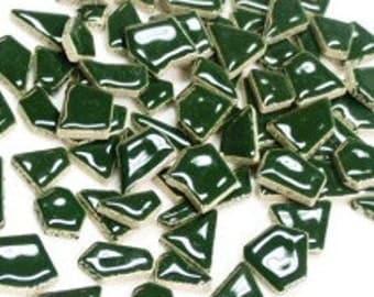Jigsaw Mosaic Tiles - Pesto 100g