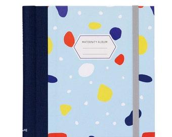 Baby memories book, Pregnancy photo album, Maternity journal, Gift for birth, Maternity scrapbook, Gift for newborn