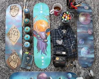 Custom Skate Deck Order