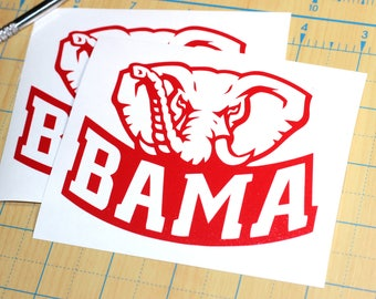 Alabama Crimson Tide Sticker