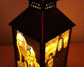 Studio Ghibli Lantern