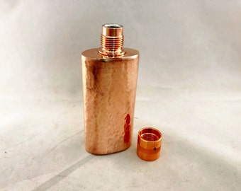 The Betty Copper Flask