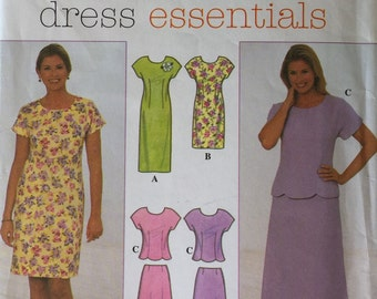 Simplicity 8086 Uncut Out of Print Pattern, Copyright© 1998
