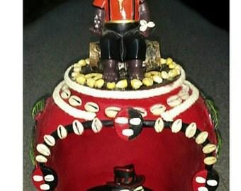 Eleggua,casa de Eleggua,Orisha, yoruba,santeria