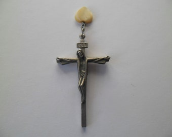 antique Cross sacred art