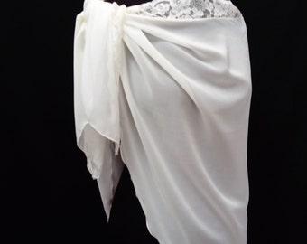 Bridal wrap, shawl, bridal shawl, bridal stole, accessory, stole,