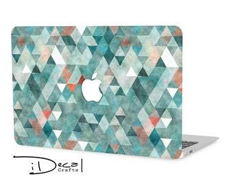 """triangle macbook decal macbook skin macbook sticker for Macbook Air 11 Macbook Air 13 & Mac Pro 13 Retina,Macbook 12"""", Macbook Pro 15 Retina"""
