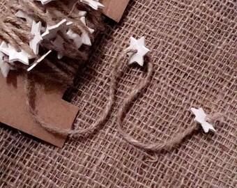 Star garland/ribbon