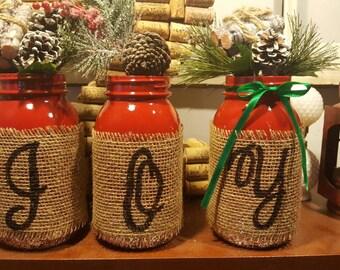 Joy mason jars