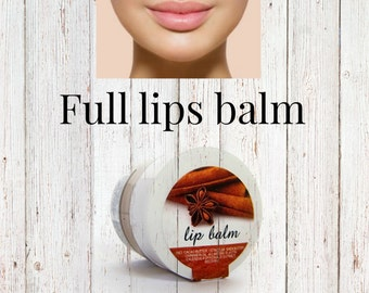 Volume Lip Gloss with Cinnamon Oil | natural | 30 ml