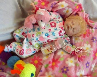 Reborn Baby Doll by SR