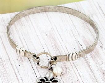 Fleur De Lis Bracelet