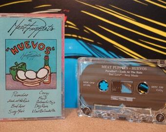 Huevos by Meat Puppets Vintage Cassette Tape