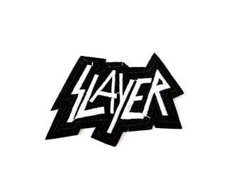 Slayer Band Patch