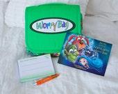 Green Worry Bag Sleep Solution  Worry Bag  Anxiety  Nightmares  Sleep Aid  Worry Doll  Worry Box  Holistic