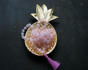 Yoga-Mala, Meditation-Mala, mala-beads, handmade-meditation-mala, prayer-mala, prayer-beads, boho-style,