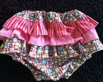 CLEARANCE / Frilly Bums / Baby Girls Clothing / Nappy Cover / Frilly