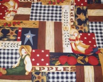 American Homestead Fabric