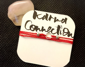 Blessed Karma Connection Bracelet - 1 quantity