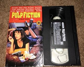 Pulp Fiction, VHS
