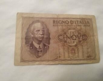 1944 Italian lire www 2