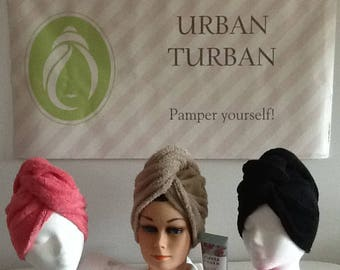 Urban Turban Head Towel