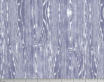 Free Spirit - Wood Grain - Joel Dewberry True Colors (PWTC008 - New Grey) - Blenders
